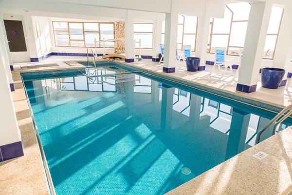 Heated indoor pool s'illot hotel majorca